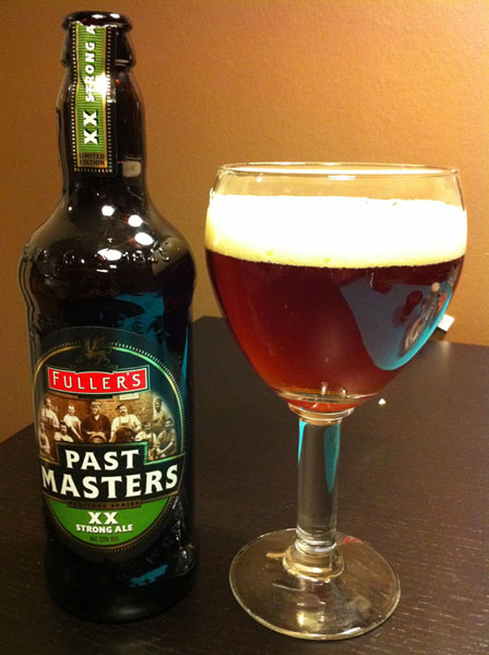 Fullers Past Masters XX